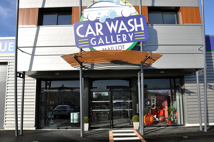 Centre de lavage Car Wash